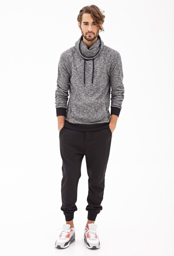 outfit deportivo hombre