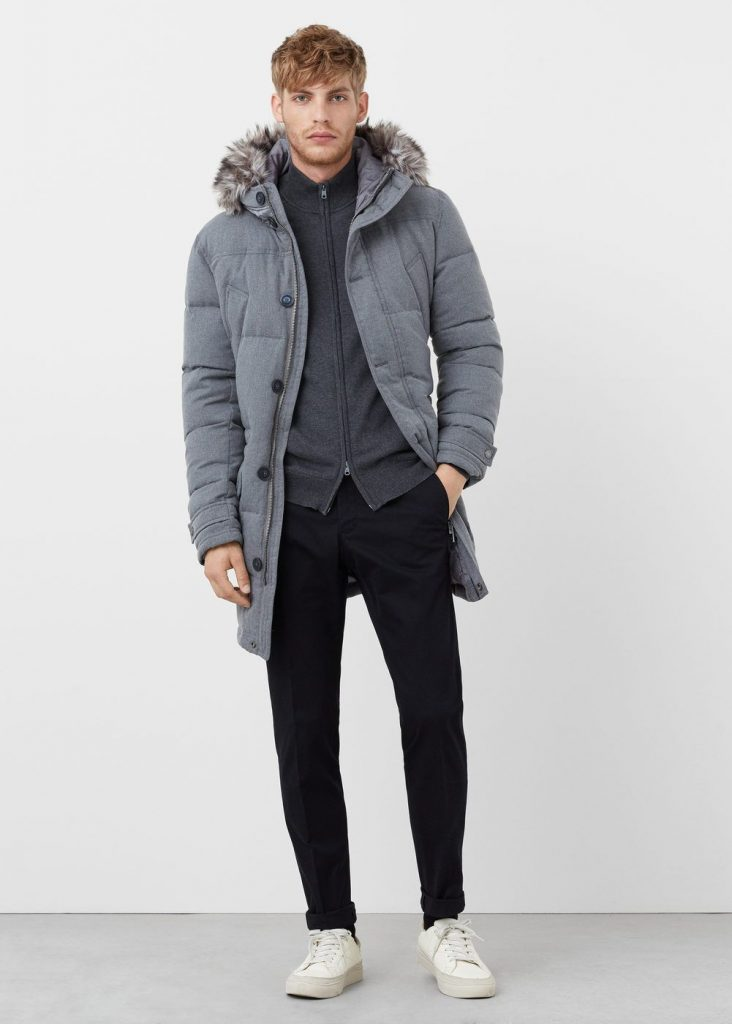 outfit hombre invierno