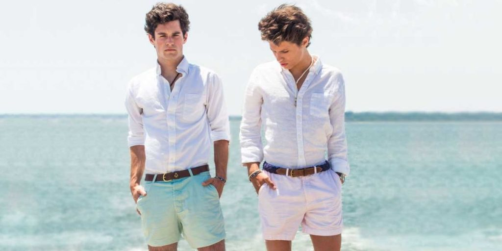 ropa fiesta playa hombre outfit
